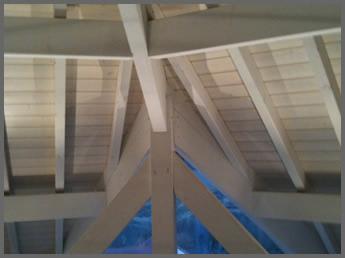 Isolation des toitures par sarking des combles perdus par - Isolation toiture par l interieur ...