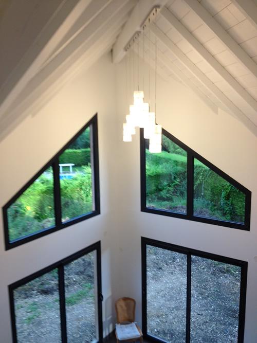 Isolation des toitures par sarking des combles perdus par soufflage for Plafond combles perdus
